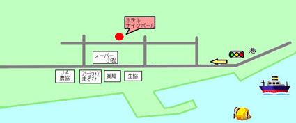 画像: ホテルナインボール 1部屋2名様利用【2ヶ月前乗船チケット購入済の方のみ予約可】